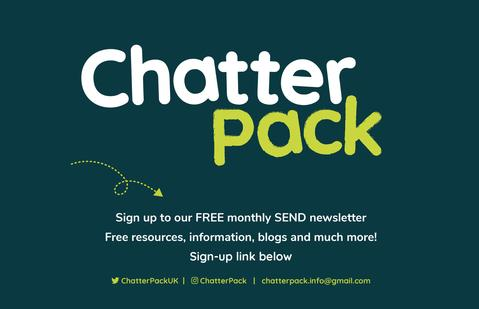 ChatterPack List of Home Learning Resources